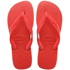 havaianas Top Sandalias, ruby red